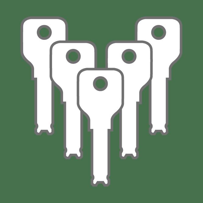 нарізка дублікатів ключа