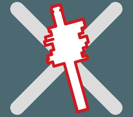 Захист від самоімпресії замка