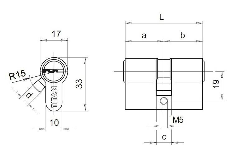 схема циліндра к5
