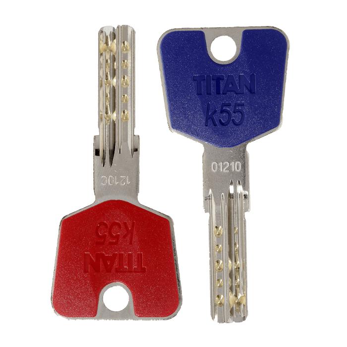 монтажний та стандартний ключ титан к55