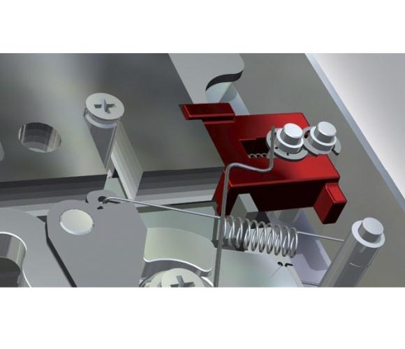 функція контролю верхнього механізму нижнім