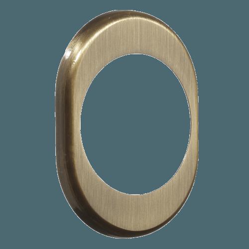 бронзова декоративна накладка, дверна фурнітура