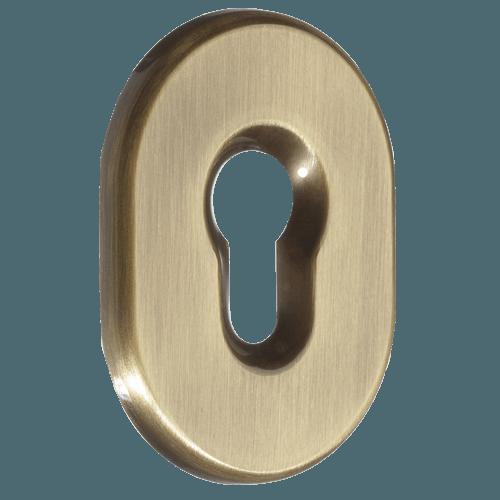 накладка на циліндр бронза