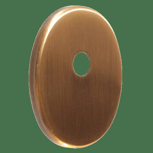 декоративна накладка під циліндр ключ-шток, бронза