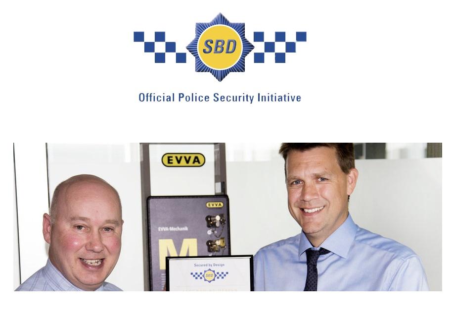 EVVA поновить членство в компанії Security by Design