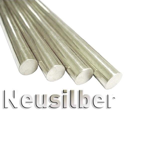Міцний метал Нейзильбер