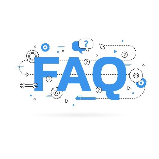 Найчастіше задавані питання та відповіді  FAQ